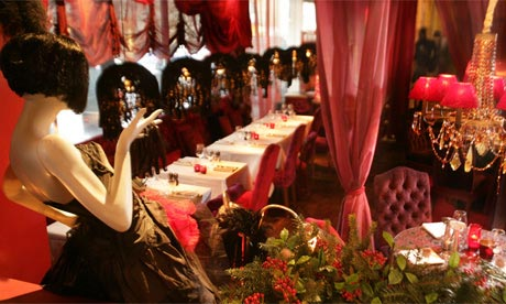 Grill restaurant, Stockholm
