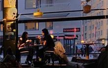 Cafe String, Stockholm