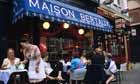 Maison Bertaux Cafe, London