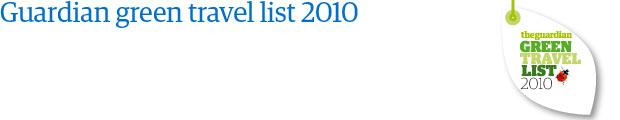 Guardian Green Travel List 2010