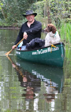 Canoeing in Norfolk