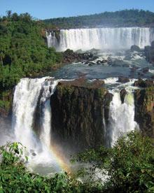 Iguassu Falls, Argentina