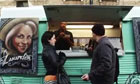 Luardo&#39;s Mexican street food stall, London