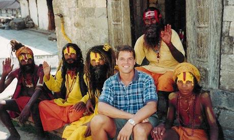 Charles Veley in Nepal