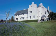 Hill House, near Glasgow, Scotland