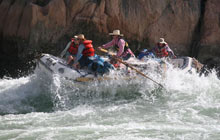 grand canyon Arizona Raft