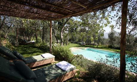 Villa Bordoni Hotel & Restaurant in Tuscany