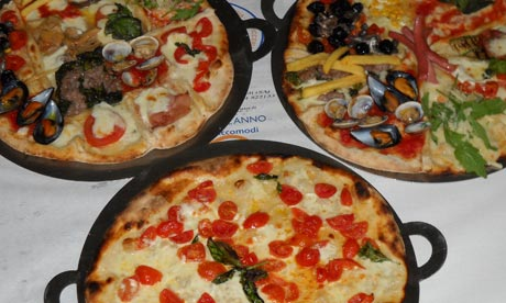 Is This The Best Pizzeria In Italy Travel The Guardian