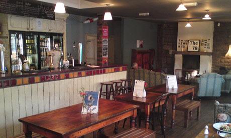 The 78 Cafe Bar