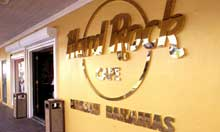 Hard Rock Cafe Nassau, Bahamas