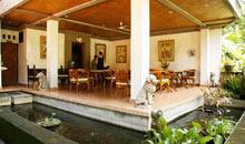 Jati homestay Ubud Bali