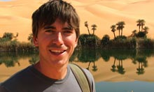 Simon Reeve, presenter