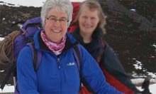 Julie Burnley, chief guide, Girlguiding UK