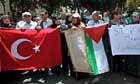 Israel's raid on the Free Gaza flotilla has sparked protests around the world