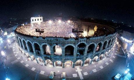 Verona coliseum