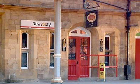 Dewsbury's West Riding Licensed Refreshment Rooms