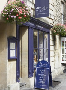 Bath 39 s top 10 budget eats travel the guardian for Demuths bath
