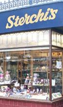 Sterchi's bakery, Filey, Yorkshire