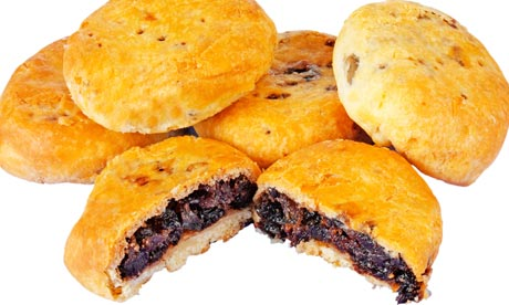 Lancashire Eccles cake