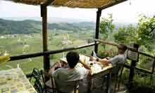 Osteria Senz'Oste in Italy's prosecco region