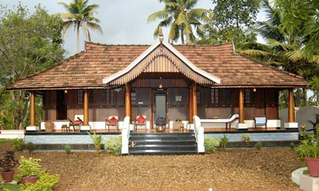 ... yourself at home ... Nelpura heritage homestay in Kerala's backwaters