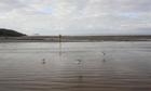 Brean Down at Weston-super-Mare