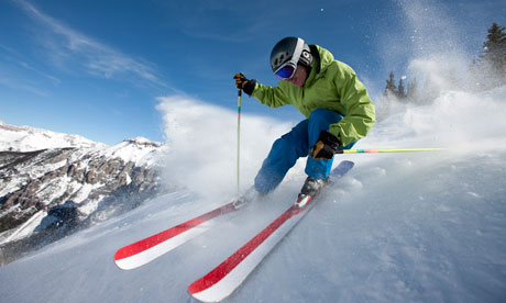 What S New For The 2011 12 Ski Season Travel The Guardian