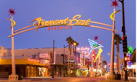 Fremont Street East District, Las Vegas