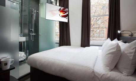 Hotel review: Z Hotel Soho, London | Travel