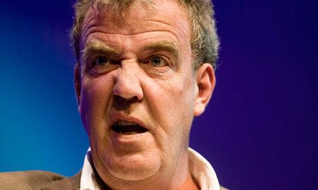 Jeremy Clarkson, ranting headshot