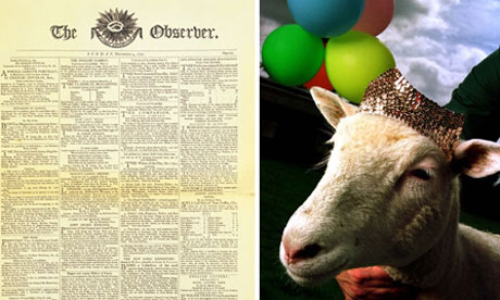 The Observer at 220 years