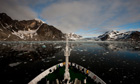 Go with the floe … inching into the Antarctic wilderness