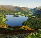 Lake District tarn