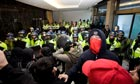 millbank student protests