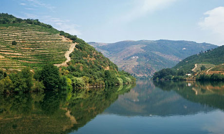 Douro river and valley, Portugal
