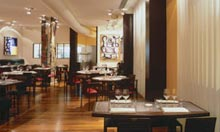 Global traval 10 of the best restaurants in paris for Ze kitchen galerie michelin
