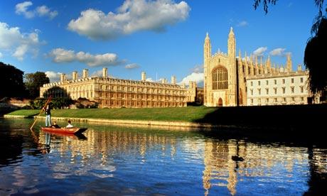Cities - Cambridge river Cam