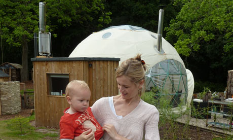 Dome Garden - Isabel and Ossian