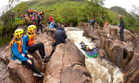 River Nevis Race