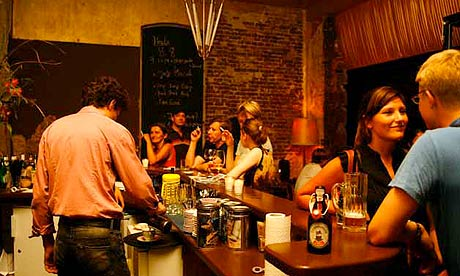 10 of the best bars in berlin travel the guardian. Black Bedroom Furniture Sets. Home Design Ideas