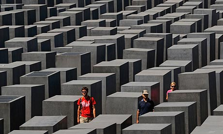 Holocaust Memorial in Tiergarten