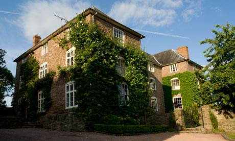 Dewsall Court in Herefordshire