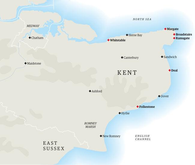 Sea change: eas... Kent