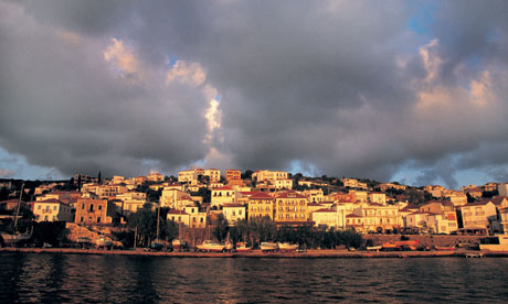 The Messinian town of Pylos