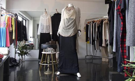 Online Tokyo Clothing Stores