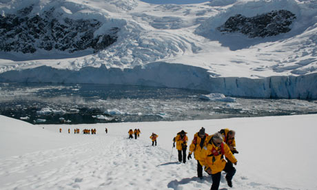 Antartica competition