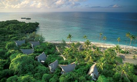 Coral Rag Forest Nature Reserve, Chumbe Island, Tanzania