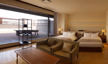 10 of the best boutique hotels in tokyo travel the for Boutique hotel tokyo