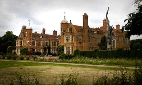 Kentwell Hall, Suffolk