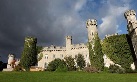 Bodelwyddan Castle, Wales